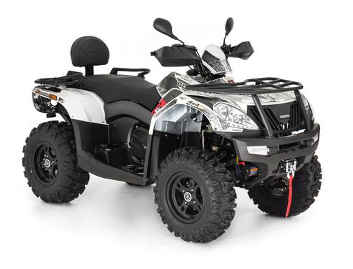 Iron 450i Max LTD White