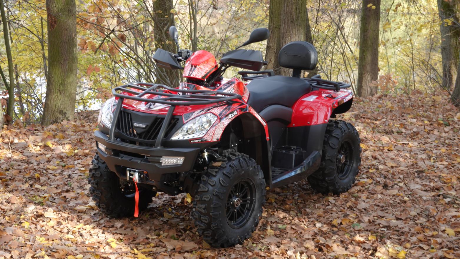 Cobalt 550i Max LTD Red