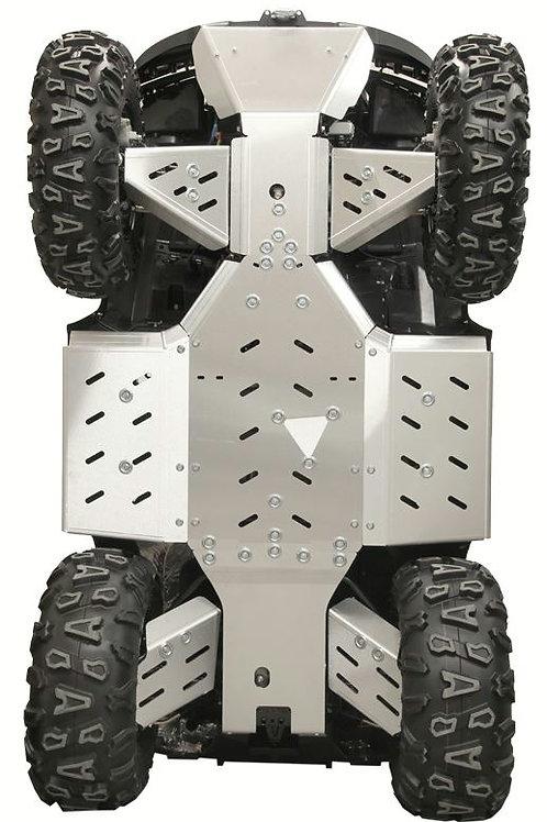 Kompletné zakrytie podvozku Goes 450i / 550i Iron / Cobalt (krátka verzia)