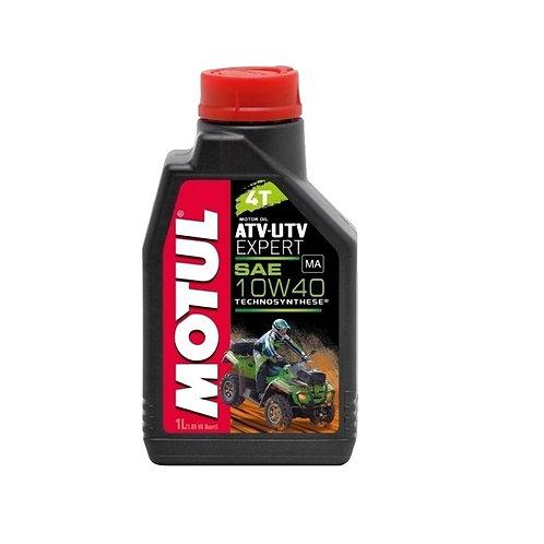 Motorový olej Motul ATV-UTV Expert 10W40 - 1litr