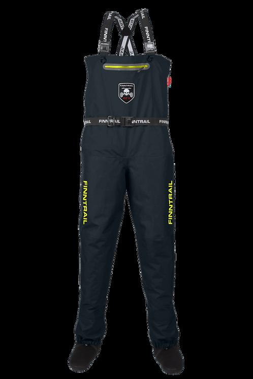 Komfortní, vysoké kalhoty na ATV - Série ENDURO - Graphite