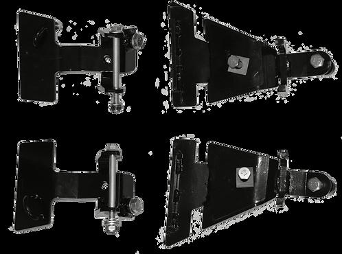 Sada adapterů na montáž sněhových pásů na Stels Guepard