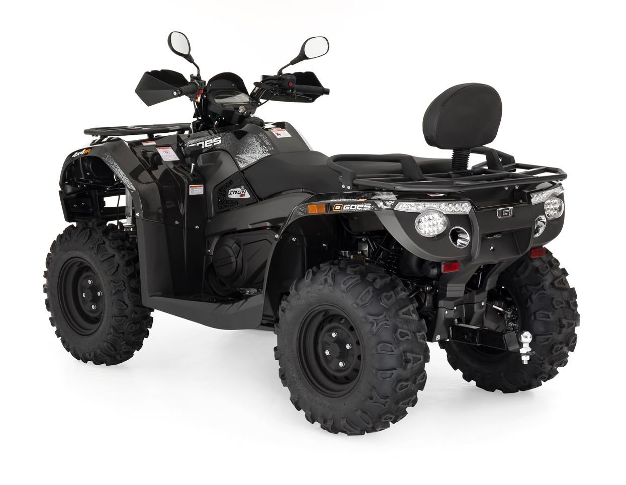 Iron 450i Max Basic