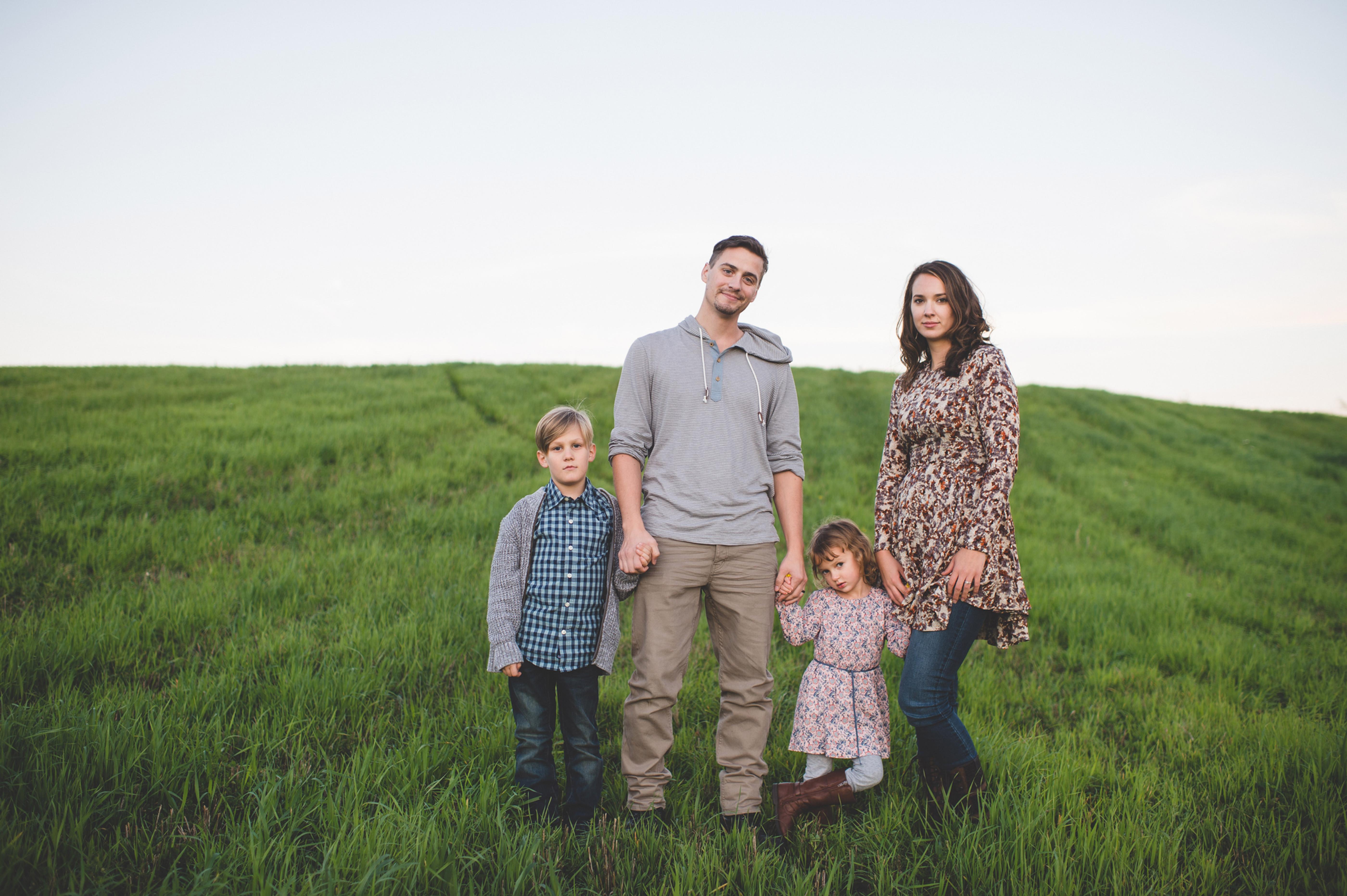 Family Photography Option 2