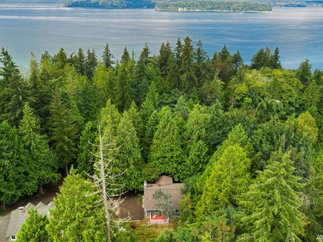 FEATURED: Water Access + Half Acre Lot - What else could you need?