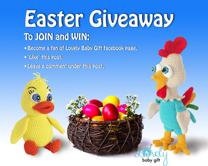 Easter GIVEAWAY!!!
