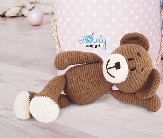 easy bear crochet pattern