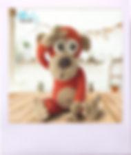 Crochet Monkey Pattern, Amigurumi Pattern