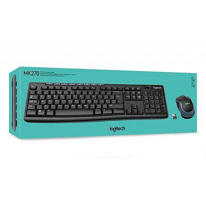 Logitech MK 270 Wireless Mouse/Keyboard Combo