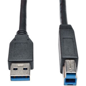 USB-A to USB-B Cable (USB 3.0)