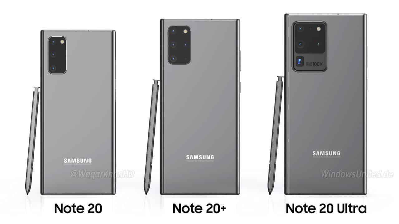 Galaxy Note 20 Series
