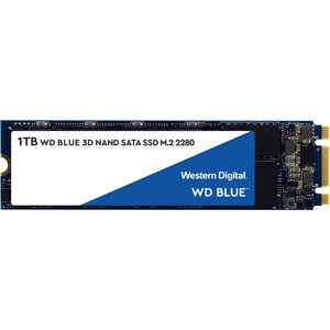 WD Blue 1TB Solid State Drive M.2