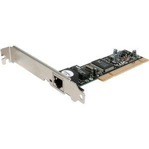 Ethernet network adapter card - PCI - EN