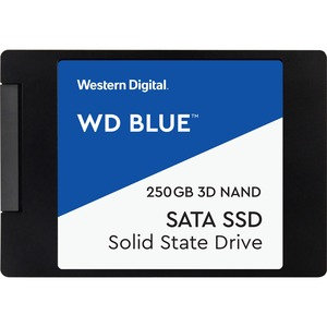 WD Blue 250GB Solid State Drive