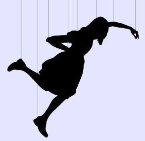 El alma muere si eres marioneta...