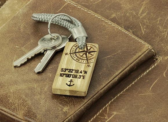 Individuelle Schlüsselanhänger