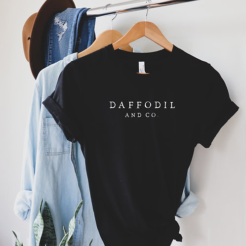 Daffodil and Co. Tee