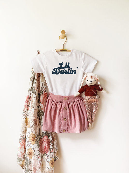 Lil' Darling Toddler Tee