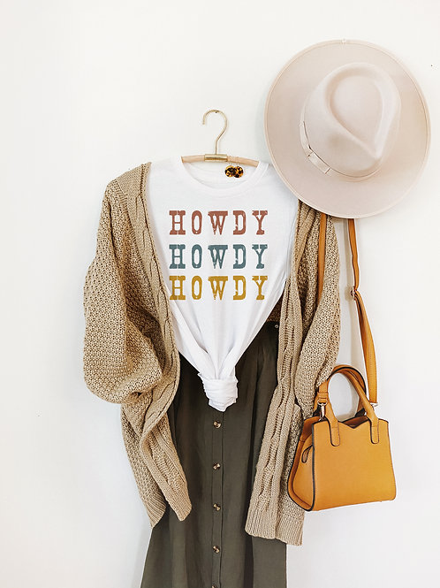 Howdy Tee