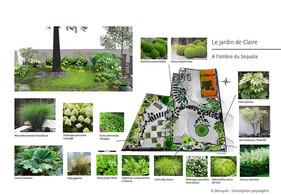 Le jardin de Claire