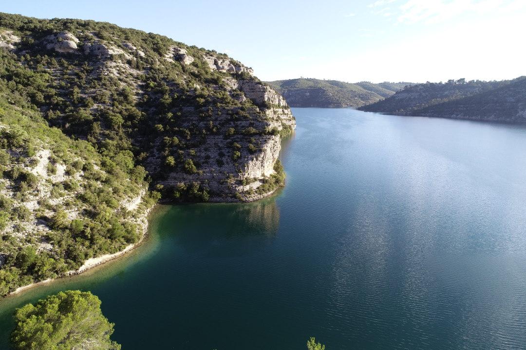 Lac esparon drone