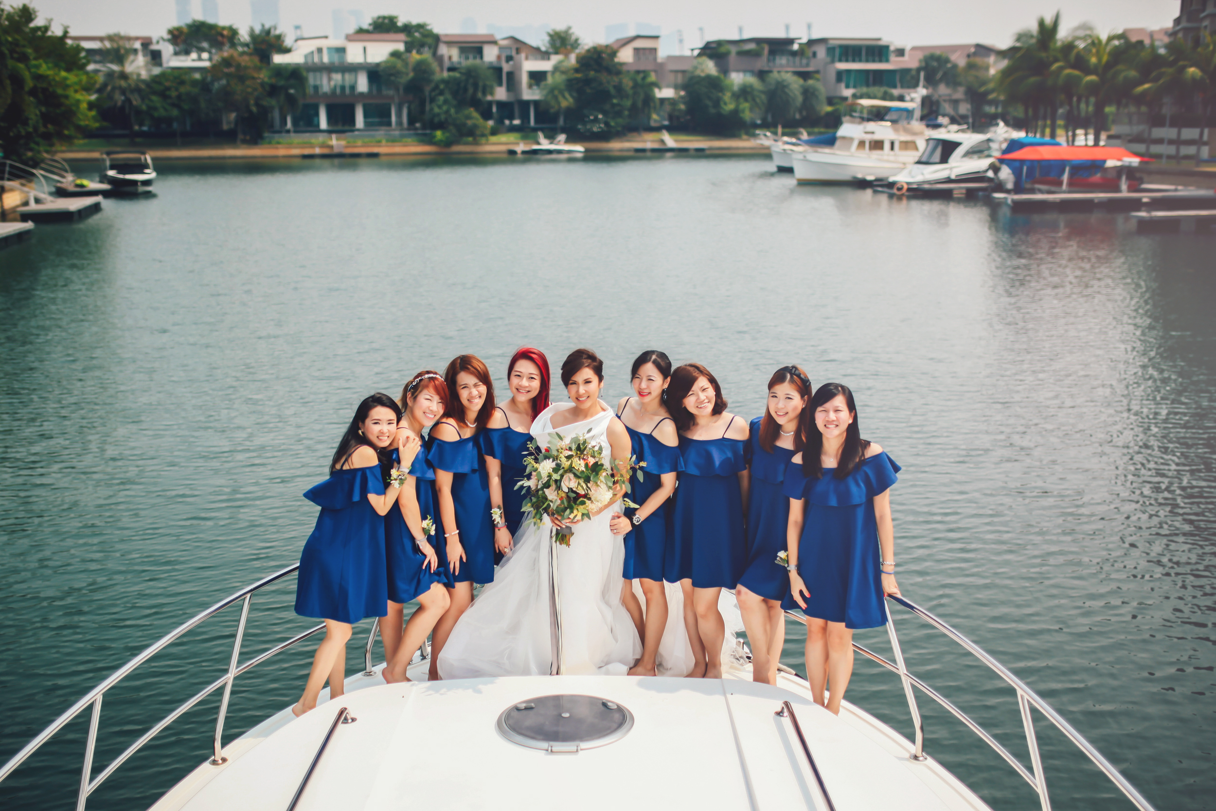 Andrew and Jil Yacht-1