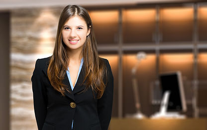 Smiling female receptionist.jpg
