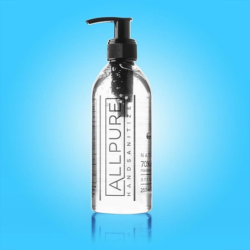 250 ml. Moisturizing Hand Sanitizer (3 Pack)