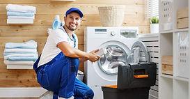 Washing machine repair mechanic
