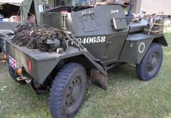 1942 Daimler Dingo