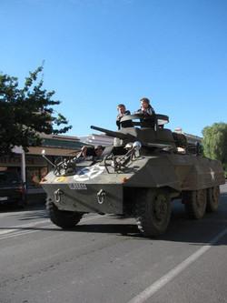 Ford M20 Greyhound  armoured car