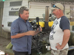 Fletch interviewing David Smith about the Meteor engine