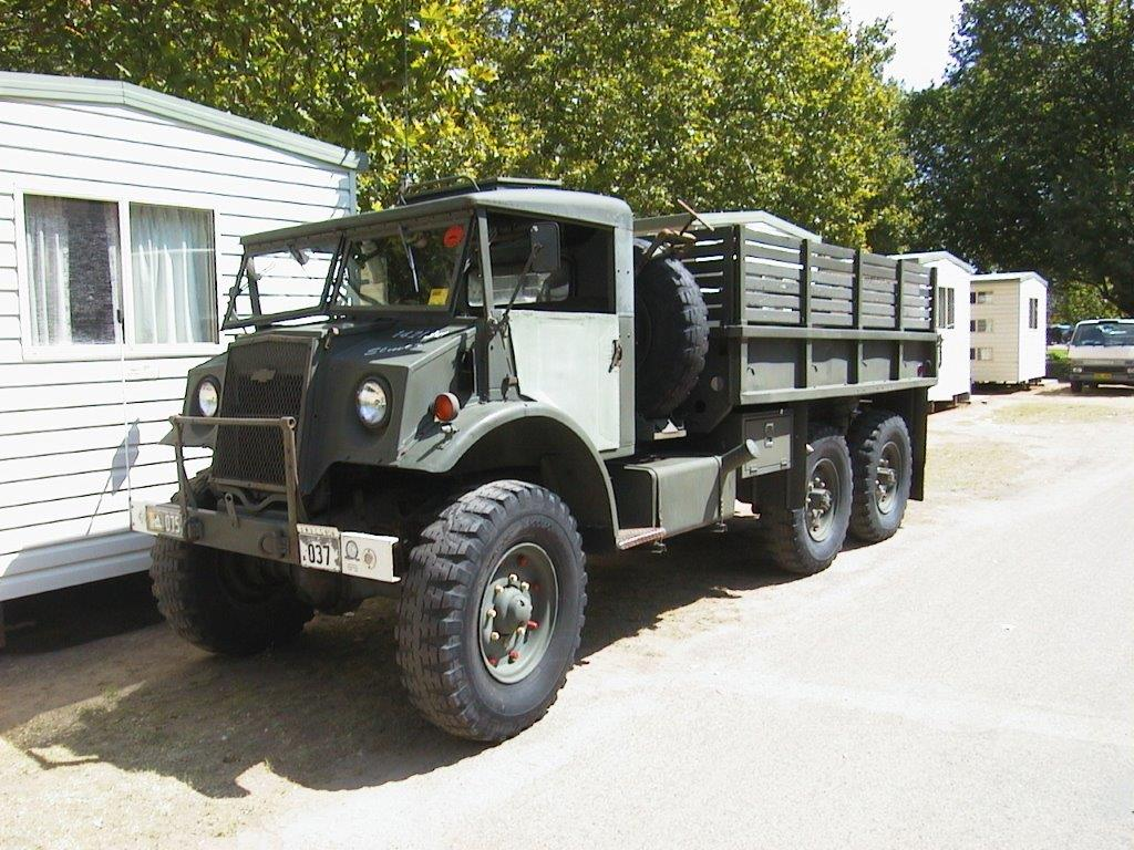 International Mk3 4x4