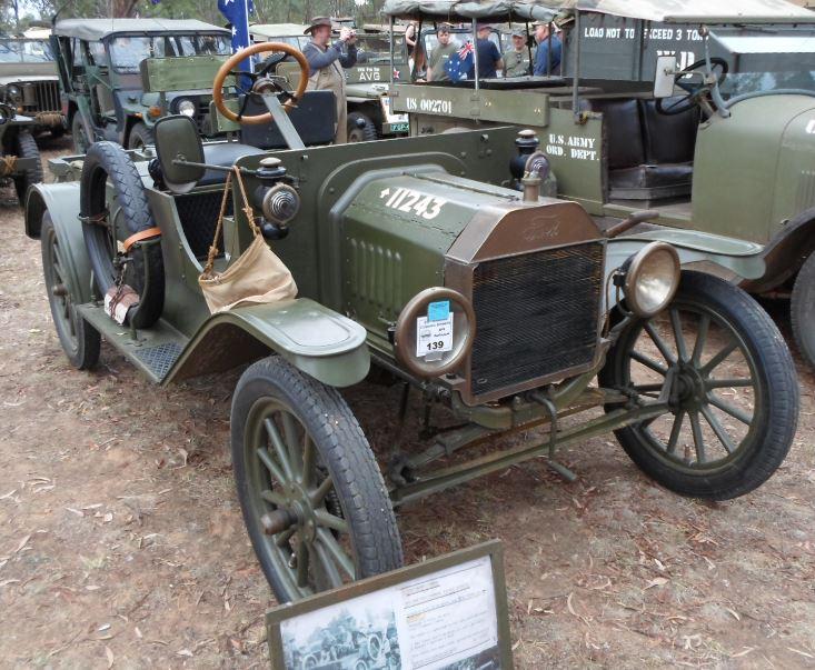 WW1 Ford Model T