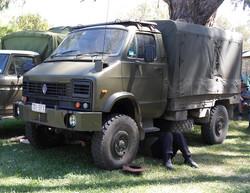 Reynolds-Boughton RB44 truck