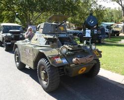 Ferret Mk2 Scout Car