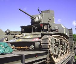 WW2 M3 Stuart