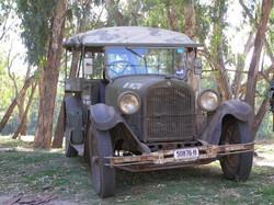 1929 Dodge 4 - WW1 Replica