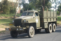Studebaker US6 truck