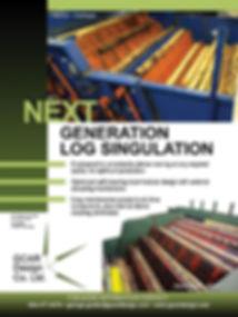 Next Generation Log Singulator|GCARDESIGN|ALSLS