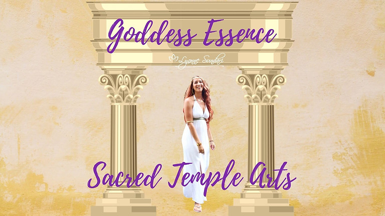 Goddess Essence | Sacred Temple Arts