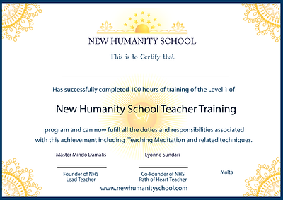 New Humanity TTC Certification.png
