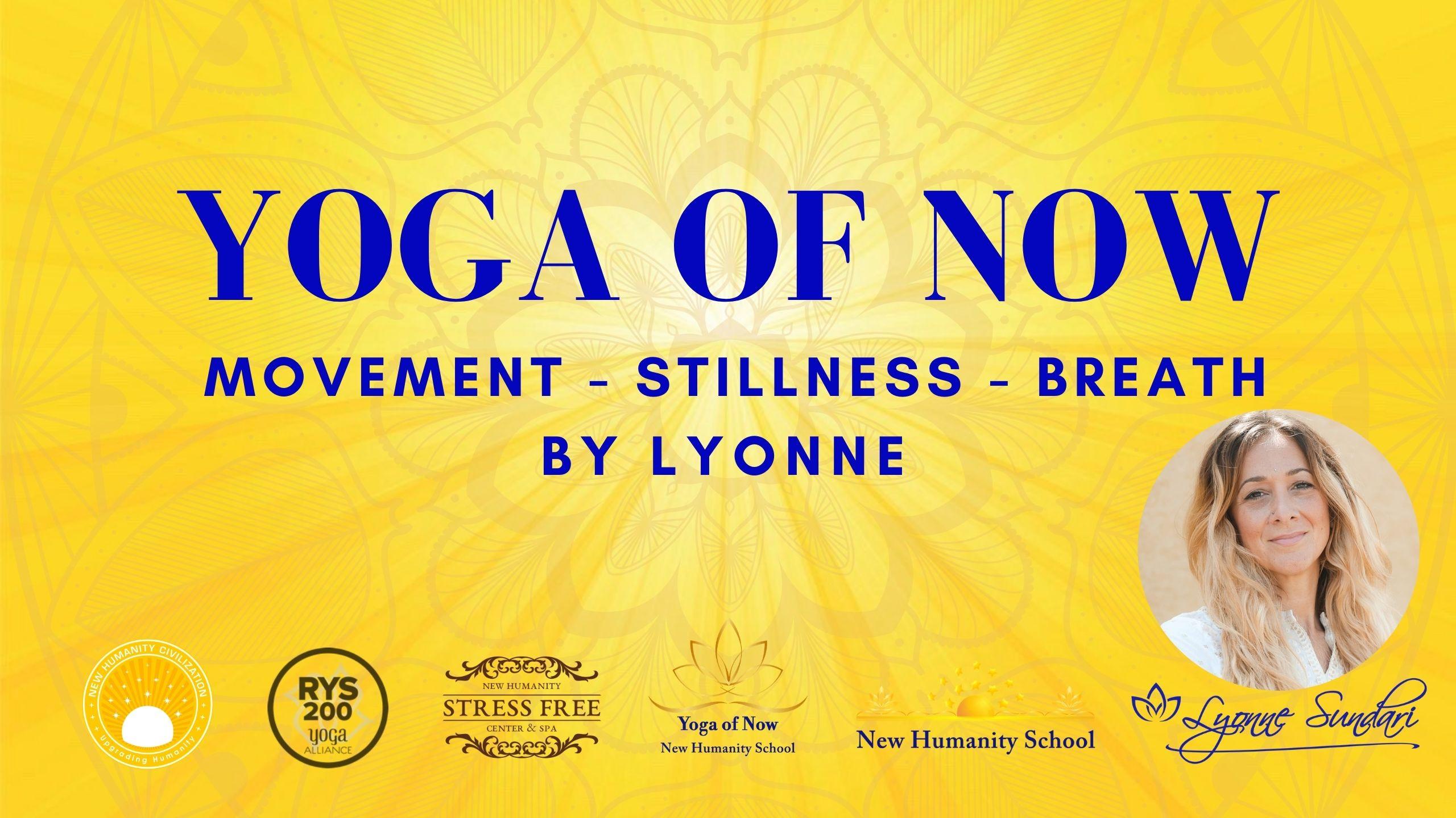 Yoga of Now - Kriya