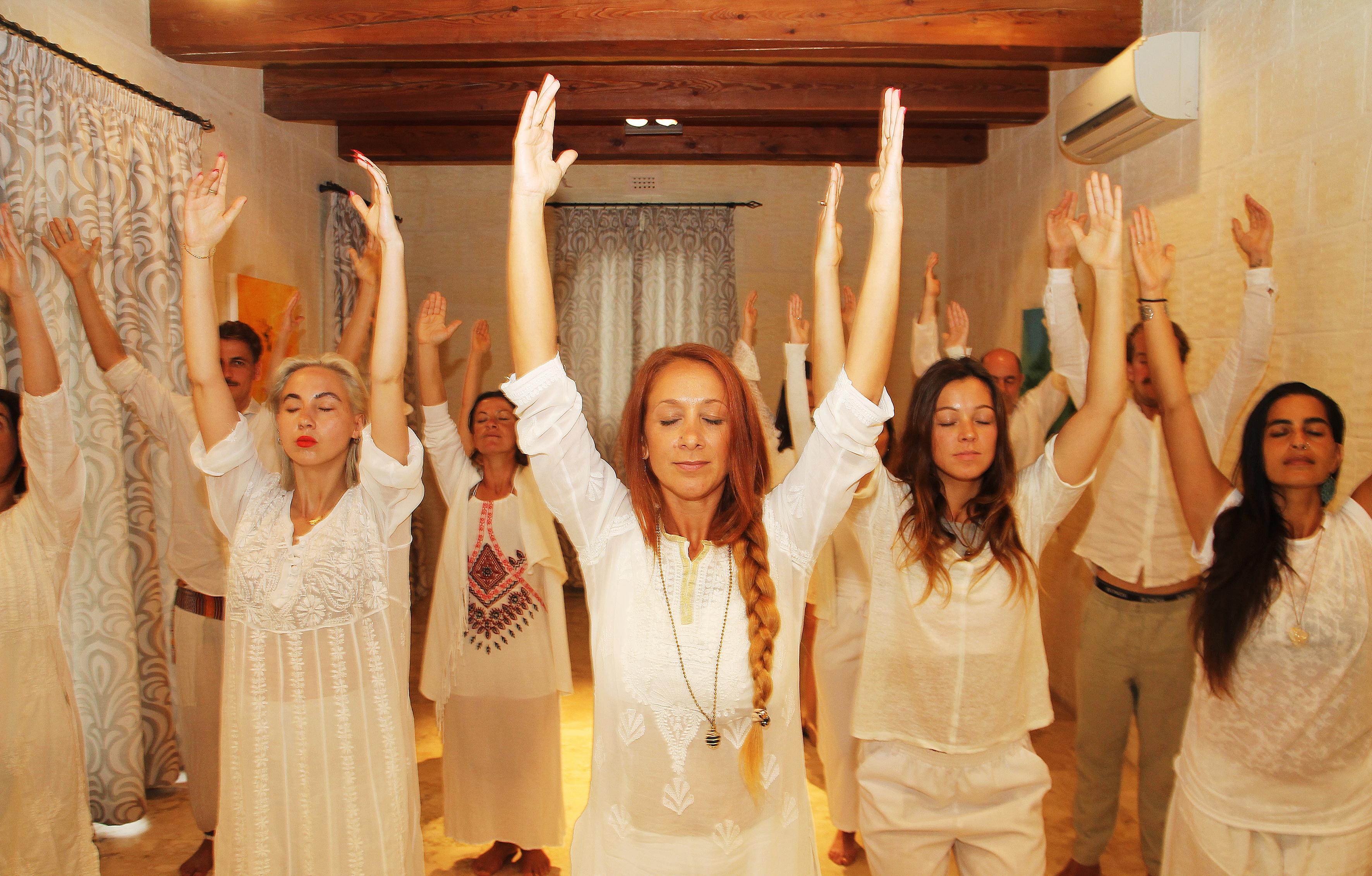 Yoga Gozo Lyonne Sundari