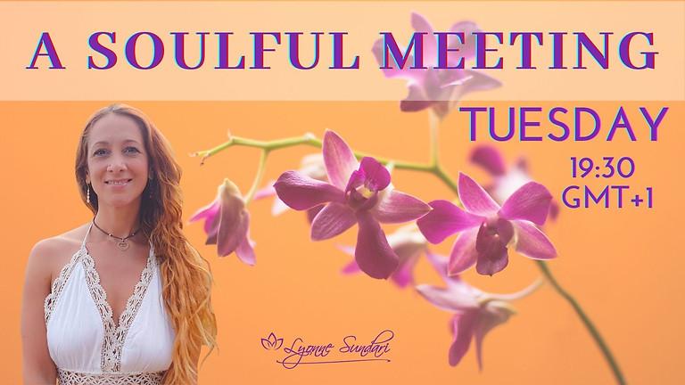 A Soulful Meeting with Lyonne Sundari