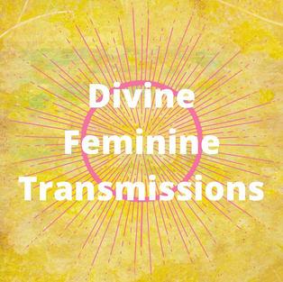 Divine Feminine Transmission | 60-75min