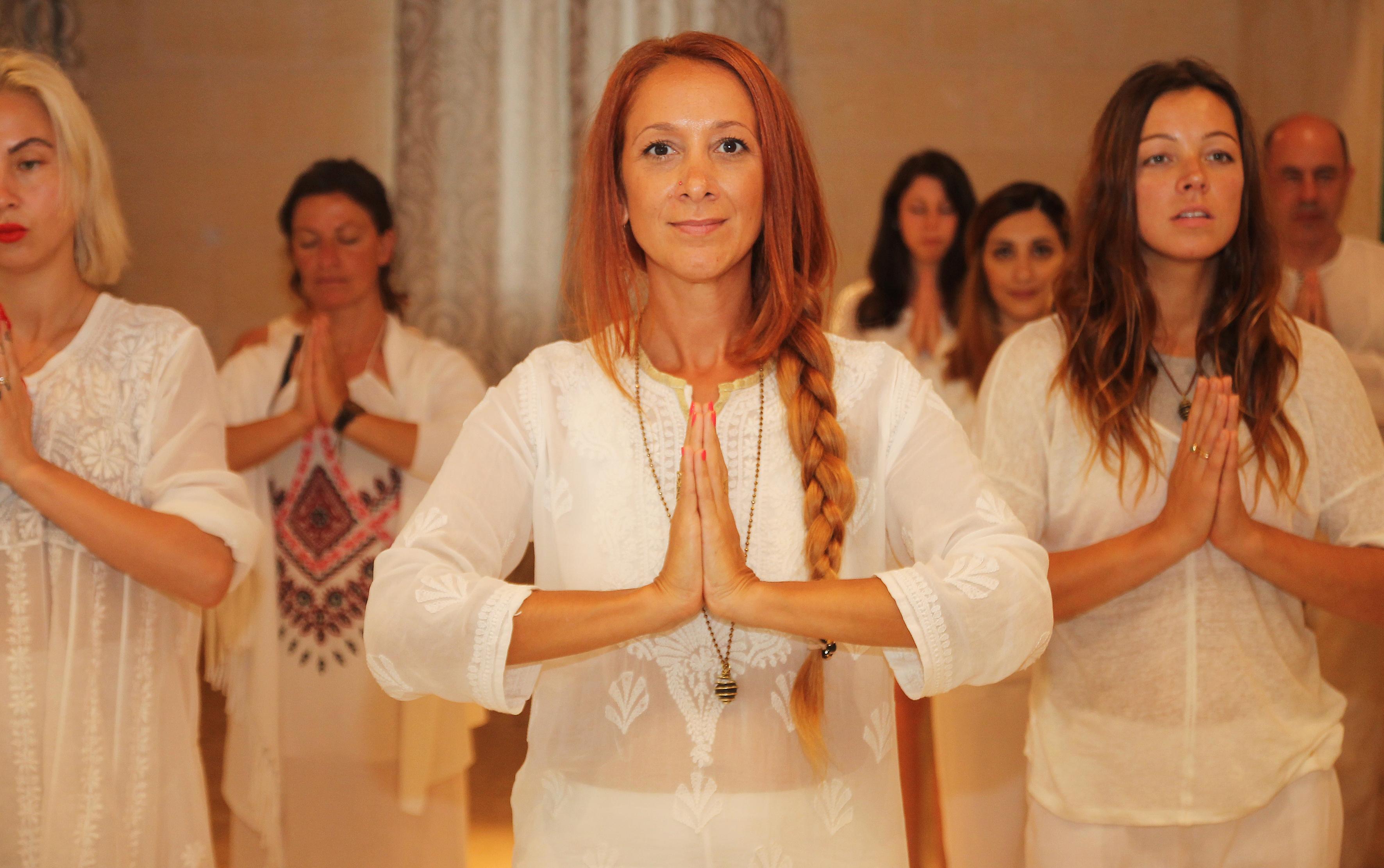 Gozo Yoga Lyonne Sundari
