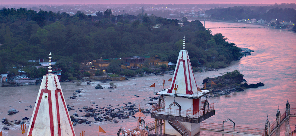 Rishikesh Retreat | New Humanity School