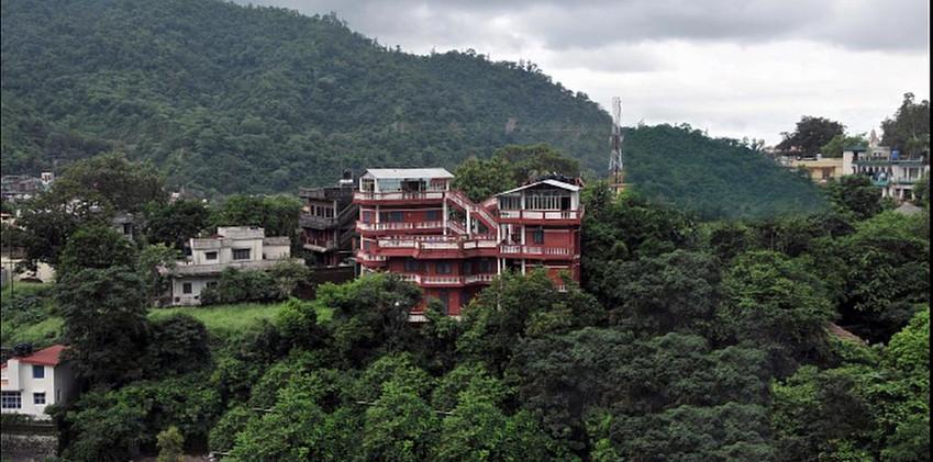 Rishikesh India Enlightenment Retreat