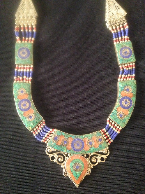 Afghanistan Necklace